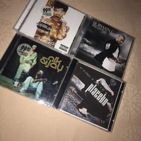 4 forskellige cd'er musik 🎼 Gerne byd ..