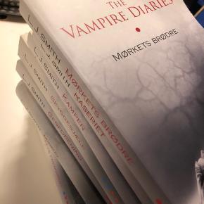 Hele The vampire diaries serien  Tag dem for en 50'er