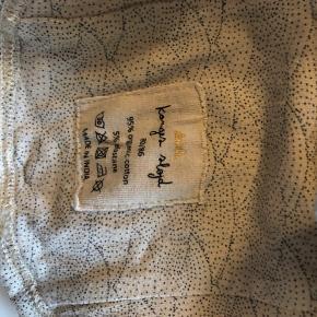 Sød 2-lags elefanthue i seashell print   Sender ikke ☺️
