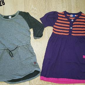 2 kjoler fra Molo str 122/128. Find stand Samlet pris 120 dk