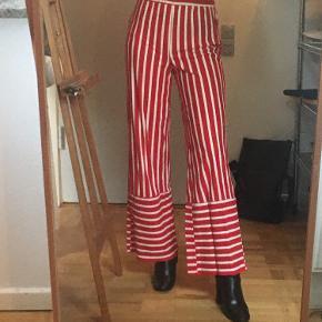 Flotte brede bukser fra ZARA.    tags: y2k vintage genbrug 90'er