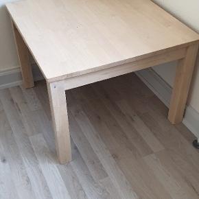 Sofabord 200 kr 70×50  150 kr