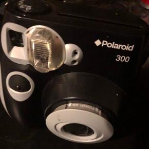 Polaorid kamera som aldrig har været brugt.