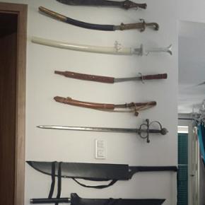 épées lots ou séparé