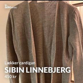 Sibin Linnebjerg cardigan