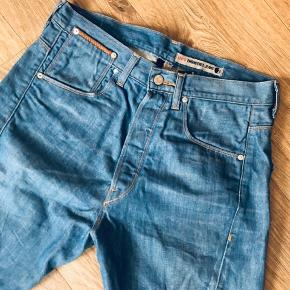 Lækre Levi's Engineered denim shorts str medium