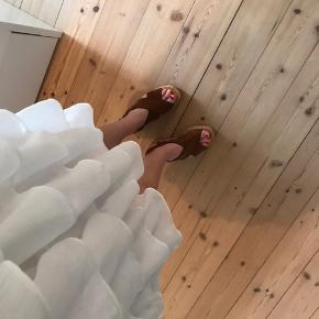 Rigtig sød hvid kjole 😊 50 kr!