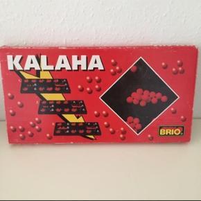 Kalaha Spil strategi spil familiespil Sender gerne Se det er mange andre spil Brio
