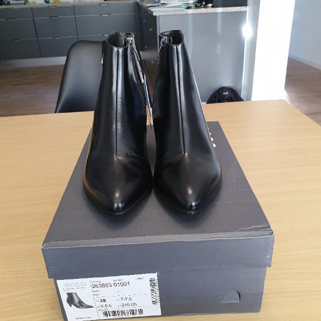 ecco støvler med nitter, Kvinde Sko ECCO Shape 75 Sleek