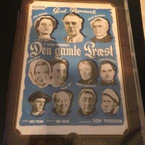 Gammel dansk film - Den gamle præst