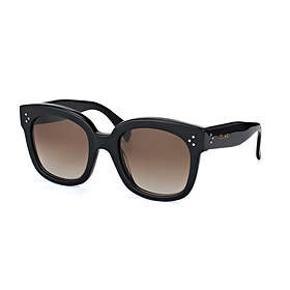 Celine solbriller i modellen New Audrey. Kvittering, pose, etui mv. medfølger :-)