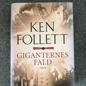 Ken Follett - Giganternes fald.  Handler om de store begivenheder i starten af det 20. Århundrede. Om kvinder og mænd, om kærlighed og fjendskab, om krig og revolution. (Fra bagsiden) Får ikke selv læst bogen.