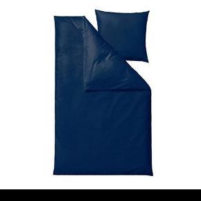Södahl sengetøj - bricks - blåAldrig brugt Original emballage Lækker kvalitet  Normalpris 500 pr sæt  2 sæt for 500kr