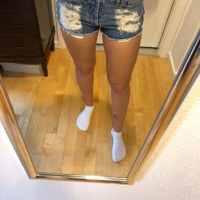 Cowboy shorts meget små i størrelsen passes bedre af størrelse Xs