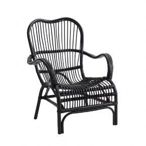 Sort rotting stol, næsten ikke brugt. Nypris 699kr sælges for 275kr.