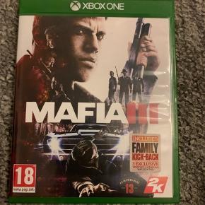 """Sælger dette Xbox One spil """"Mafia 3"""" da jeg ikke spiller Xbox one længere;))"""
