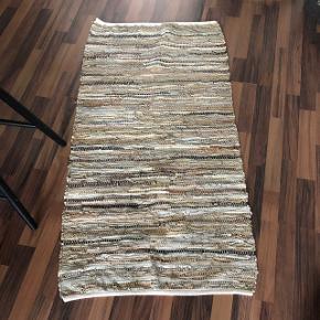 Brugt i få dage før udskiftning. Tæppe fra Home Art.