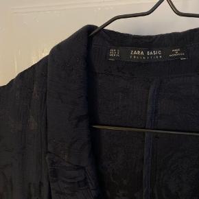 """Løs """"oversize"""" blazer fra Zara str. S"""