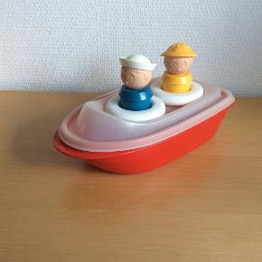 Tupperbåden fra Tupperware