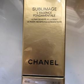 Helt ny serum fra Chanel sublimage / nypris er 3200 kr, så kom derfor med et realistisk bud, tak ☀️