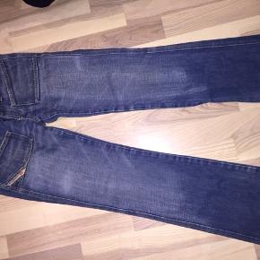 Fede jeans fra Diesel. Hush modellen.