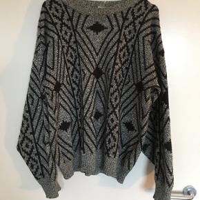 Lækker stor sweater 😊