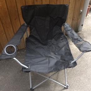 Folde stol fra Schou - fast pris -køb 4 annoncer og den billigste er gratis - kan afhentes på Mimersgade 111 - sender gerne hvis du betaler Porto - mødes ikke ude i byen - bytter ikke