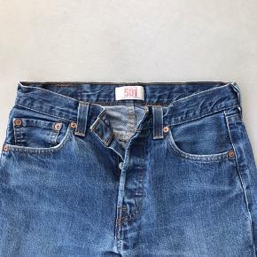 Vintage levi's jeans str 28/32! Fedeste vask