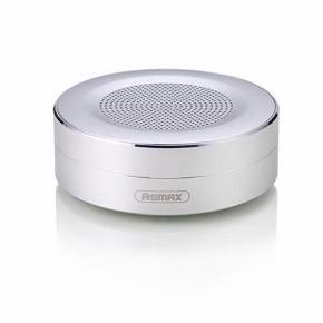 Bluetooth højtaler i silver, brugt 2 gange, spiller godt.  I original emballage og med diverse kabler.  Afhentes i Ørbæk eller Odense, kan evt. sendes.