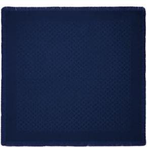 Gucci tørklæde Str: 90,17 x 90,17  Så fint tørklæde i mørke blå, skriv for intra