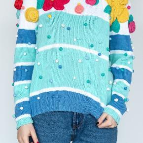 Unik vintage sweater sælges!