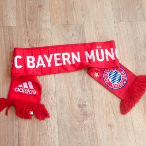 Bayern München tørklæde - banner. 150 x 17 cm
