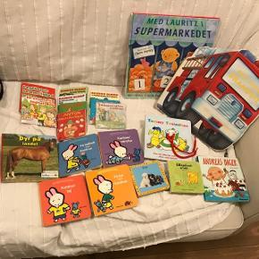 Børne bøger kom med et bud 😊