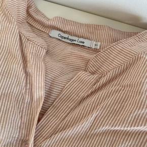 Skjorte kjole/strandkjole. Mp 250kr. Str S