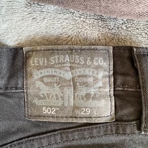 Vintage Levis Shorts Str: 29 Perfekte til sommeren Byd gerne