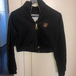 Siksilk Zip hoodie fra JD