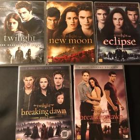 Alle film i serien sælges samled