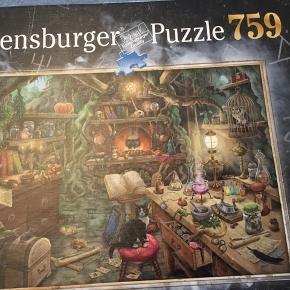 Escape Puzzle witch's kitchen Langt 1 gang