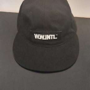 Wood Wood soft cap, aldrig brugt.