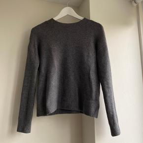 Fin sweater, som jeg desværre er blevet for lille! ✨