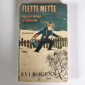 Flette Mette og den lange mælkevej Fin børnebog Perfekt ferielæsning To sider er klistret sammen men eller er den fin