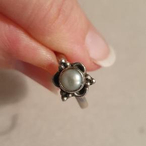 Sød lille sølvring!! 😍