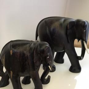Utrolige flotte håndlavet elefanter...