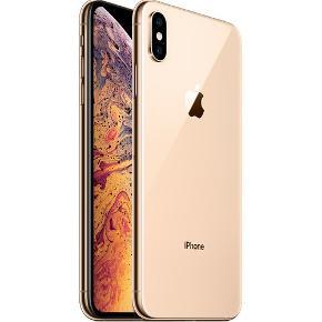 iPhone XS MAX 64gb. Under en måned gammel pr. 20/09/2019, få brugstegn og et lille hak i det nederste hjørne.  Nypris er 9700kr hos fx. Elgiganten.  Har alt original og er købt hos Apple.  BYD BYD BYD!  (Skambud ignoreres)