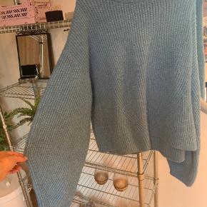 Oversize sweater fra H&m