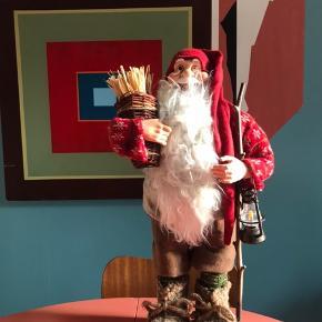 Stor julemand sælges  Har en del julepynt til salg - giver god mængderabat