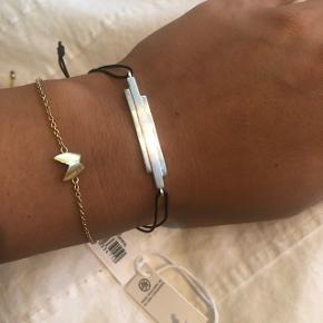 Sølv armbånd fra Pernille Corydon. Aldrig brugt.