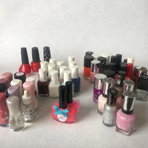 Essie negle & manicure