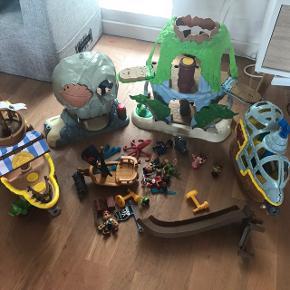 Jake og piraterne