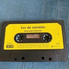 Små søde historier for de mindste Kasettebånd   -fast pris -køb 4 annoncer og den billigste er gratis - kan afhentes på Mimersgade 111 - sender gerne hvis du betaler Porto - mødes ikke andre steder - bytter ikke